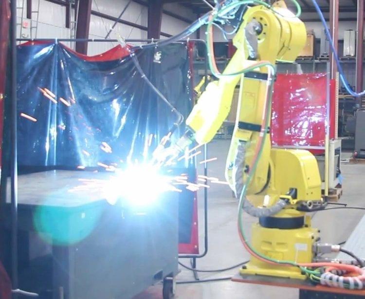 Fanuc Welding Robots for sale