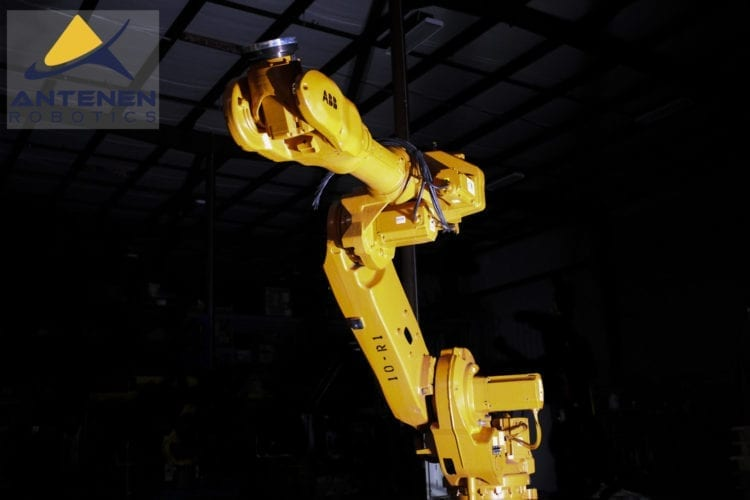Used ABB industrial robots for sale