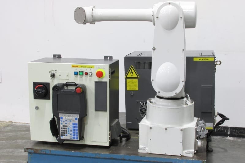 Fanuc M-430iA/4FH R30iA Robot