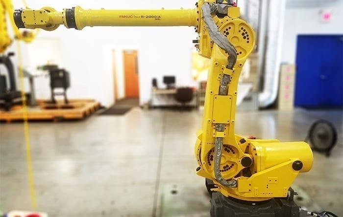 Fanuc R-2000iA/125L used robot
