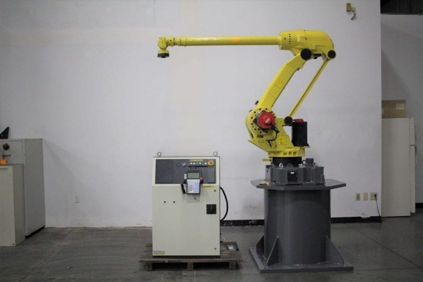Fanuc S-500iB RJ3iB Used Robot