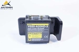 Omron V550-A20HD-X Barcode Reader