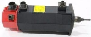 Fanuc, AC Servo Motor, M-400, A06B-0314-B251, RH