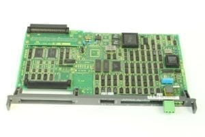 FANUC, CIRCUIT BOARD, A20B-8001-0121, REMOTE I/O BOARD (AB), RJ2