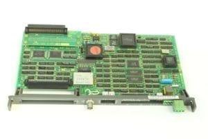 FANUC, CIRCUIT BOARD, A20B- 8001-0120, REMOTE I/O ETHERNET (AB), RJ2