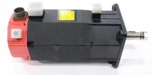 Fanuc AC Servo Motor, S-420F, A06B-0501-B755, RJ